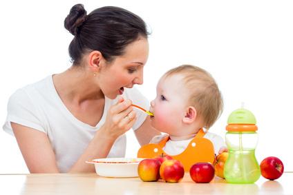 kudikio maitinimas